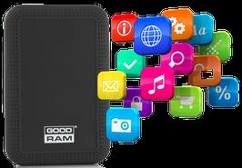 Disque dur externe Goodram Datago 500 Go