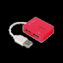Logilink Hub USB2 4 Ports