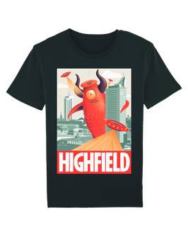 2020 Highfield T-Shirt Highviech in Leipzig
