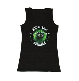 2019 Southside Girl Tank-Top Racoon
