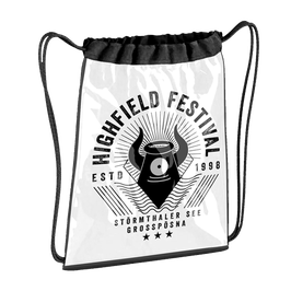 Highfield Clear Bag
