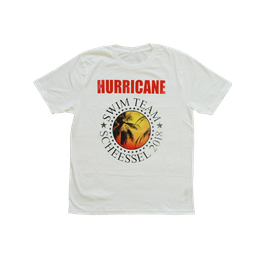 2018 Hurricane T-Shirt Swim Team