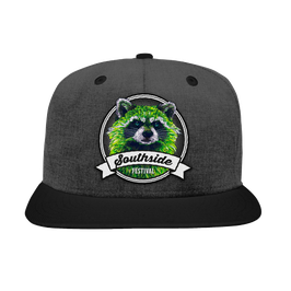 2019 Southside Cap Racoon (Snapback)