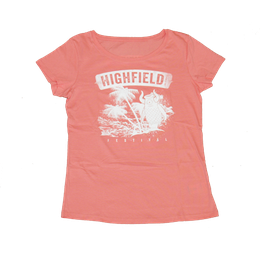 2019 Highfield T-Shirt Palm Beach
