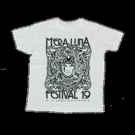 2019 M'era Luna T-Shirt Medusa