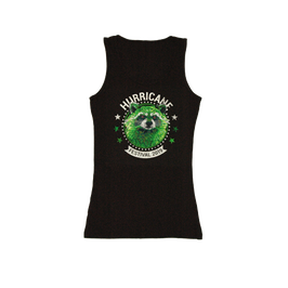 2019 Hurricane Girl Tank-Top Racoon