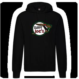Sloppy Joe's Hoodie (Men) Black