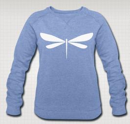 Damen BIO Rundhals-Sweatshirt von Stanley & Stella