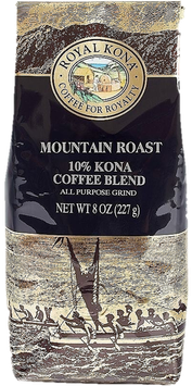 Mountain Roast 10%Kona 8oz