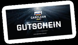 CARCLEAN PLUS - Gutschein