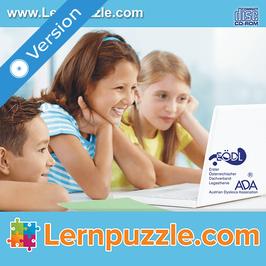 Lern-Puzzle, Computerspiel zum Puzzlen