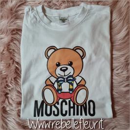 Tshirt Orso con fiocco