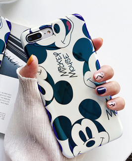 Cover Mickey Mouse - iphone