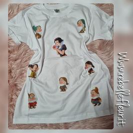 Tshirt Biancaneve