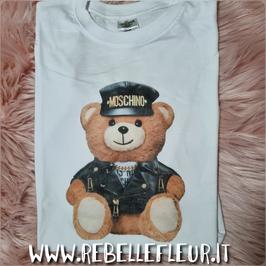 Tshirt  orso poliziotto
