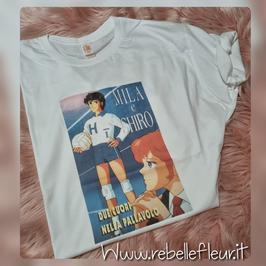 Tshirt Mila e Shiro