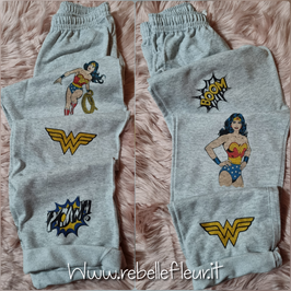 Tuta Wonder Woman