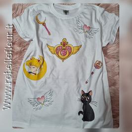 Tshirt Sailor Moon
