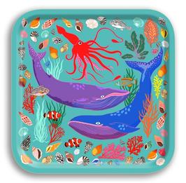 Tablett Unterwasser