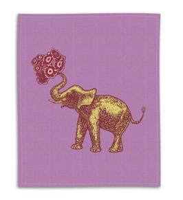 Geschirrhandtuch Elefant