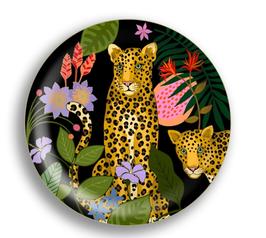 Mini-Tablett Leopard