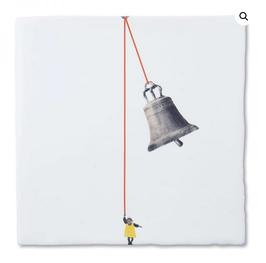 Kachel The bell ringer