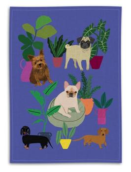 Geschirrhandtuch Avenida Home Hunde