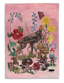 Geschirrhandtuch Avenida Home Bambi