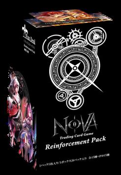 TCG「NOVA」エクストラブースター 「Reinforcement Pack」