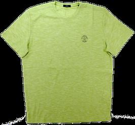 T-Shirt, uni apfelgrün