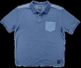 Poloshirt, jeansblau