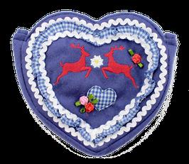 Oktoberfest-Tasche, lila