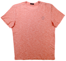 T-Shirt, uni rot