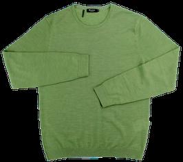 Strickpullover, apfelgrün