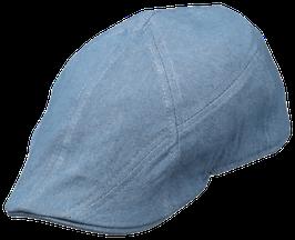 Kappe, jeansblau