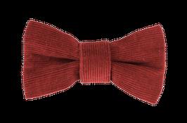 Schmale Fliege, rot