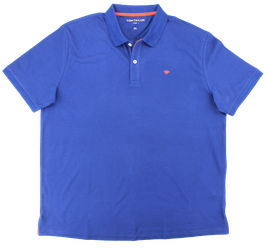 XXL Polo, blau