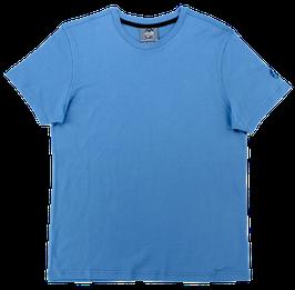Sport T-Shirt, rauchblau