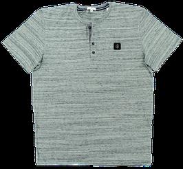Henley T-Shirt, mintgrün