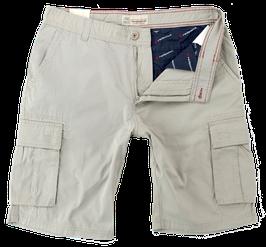 Bermuda-Short, beige