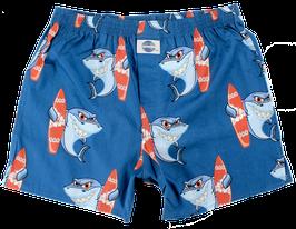 Boxershort, Haifisch