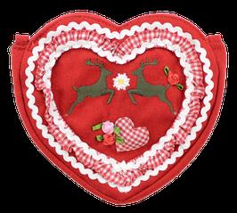 Oktoberfest-Tasche, rot