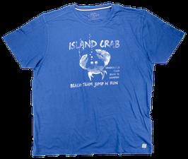 T-Shirt, royalblau
