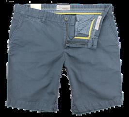 Bermuda-Short, blau