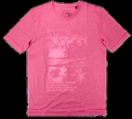 T-Shirt, violet uni