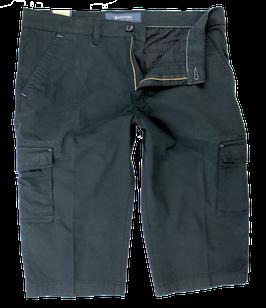 Bermuda-Short, schwarz
