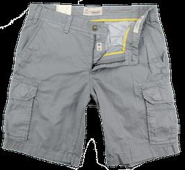 Bermuda-Short, grau