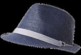 Strohhut, blau