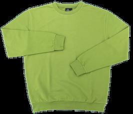 Sweatshirt, apfelgrün