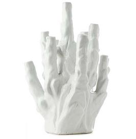 Pols Potten - vase coral 10-tulips white